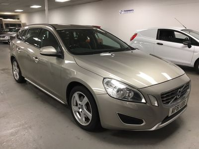 Volvo V60 Estate 2.4 D5 ES Geartronic 5dr
