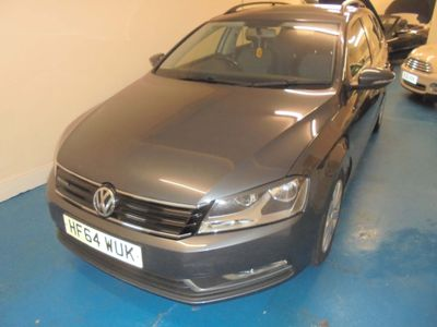 Volkswagen Passat Estate 1.6 TDI BlueMotion Tech (s/s) 5dr