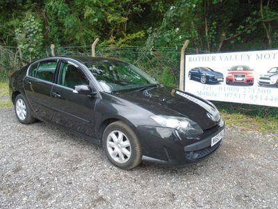 Renault Laguna Hatchback 2.0 dCi eco2 FAP Dynamique 5dr (Tom Tom)