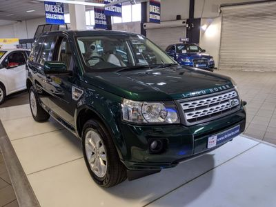 Land Rover Freelander 2 SUV 2.2 SD4 HSE 4X4 5dr