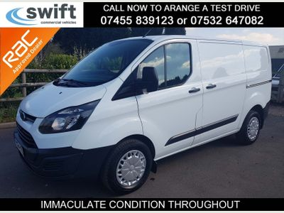 Ford Transit Custom Panel Van 2.2 TDCi ECOnetic 290 L2H1 5dr