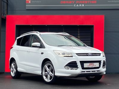 Ford Kuga SUV 1.6 EcoBoost Titanium X 4x4 5dr