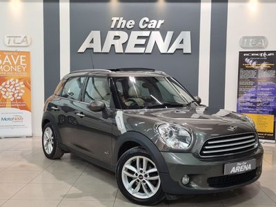 MINI Countryman SUV 1.6 Cooper D ALL4 5dr