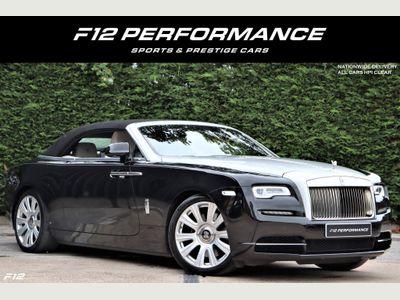 Rolls-Royce Dawn Convertible 6.6 V12 Auto 2dr (4 seat)