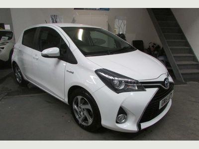 Toyota Yaris Hatchback 1.5 VVT-h Icon E-CVT 5dr