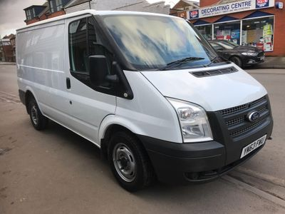 Ford Transit Unlisted T260 FWD