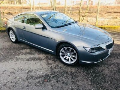 BMW 6 Series Coupe 3.0 630Ci Sequential 2dr