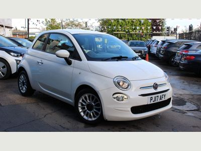 Fiat 500 Hatchback 0.9 TwinAir Pop Star Dualogic (s/s) 3dr