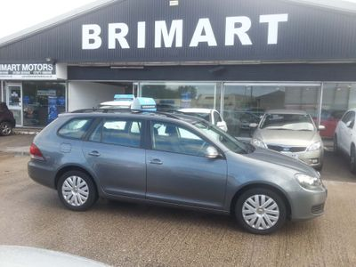 Volkswagen Golf Estate 1.2 TSI S 5dr