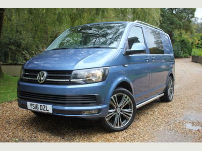 Volkswagen Transporter Other 2.0 TDI T30 BlueMotion Tech Highline Kombi FWD 5dr