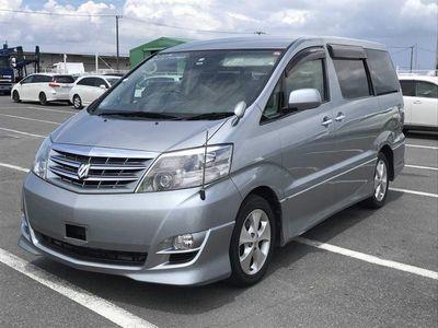 Toyota Alphard MPV AS Limited Dual AVN Special 2.4 Petrol