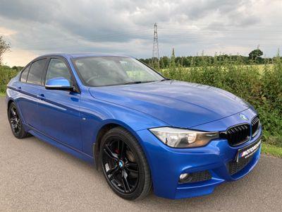BMW 3 Series Saloon 2.0 320d BluePerformance M Sport (s/s) 4dr