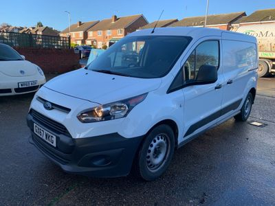 Ford Transit Connect Panel Van 1.5 TDCi 210 ECOnetic L2 5dr