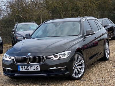 BMW 3 Series Estate 3.0 330d Luxury Touring Auto (s/s) 5dr