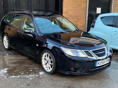 Saab 9-3 Estate 2.0 T Vector Sport SportWagon 5dr