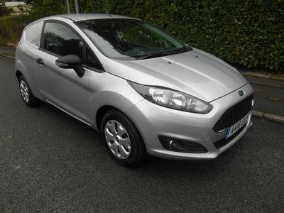 Ford Fiesta Other 1.5 ECOnetic Trend Panel Van 3dr