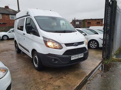 Ford Transit Custom Panel Van 2.0 TDCi 340 L1 H2 5dr