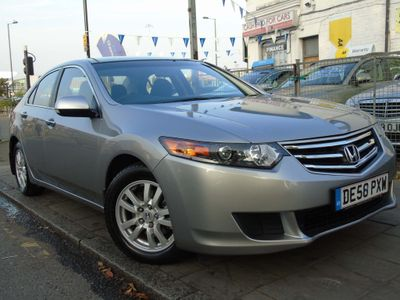 Honda Accord Saloon 2.0 i-VTEC ES 4dr