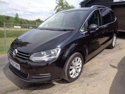 Volkswagen Sharan MPV 2.0 TDI BMT SEL DSG (s/s) 5dr