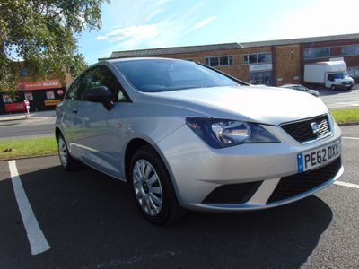 SEAT Ibiza Hatchback 1.2 TDI CR S SportCoupe 3dr (a/c)