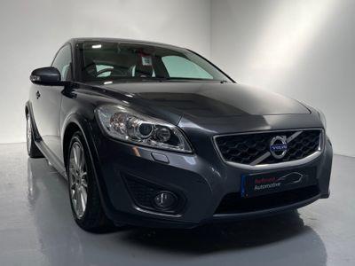 Volvo C30 Coupe 1.6D DRIVe SE Lux 3dr