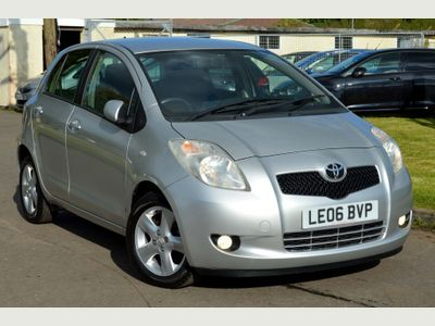 TOYOTA YARIS Hatchback 1.3 T Spirit Multimode 5dr