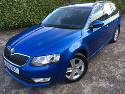 SKODA Octavia Estate 1.6 TDI CR DPF SE Business 5dr