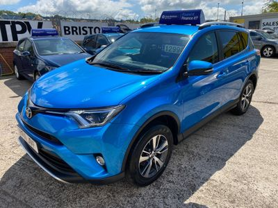 Toyota RAV4 SUV 2.0 D-4D Business Edition (s/s) 5dr