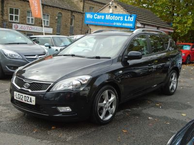Kia Ceed Estate 1.6 CRDi 3 5dr