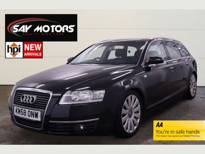 Audi A6 Avant Estate 2.0 TDI Limited Edition 5dr