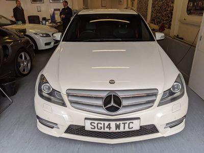 Mercedes-Benz C Class Estate 1.6 C180 AMG Sport Plus 7G-Tronic Plus 5dr