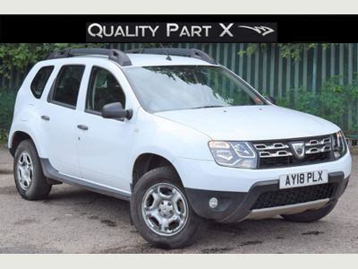 Dacia Duster SUV 1.6 SCe Air 4WD (s/s) 5dr