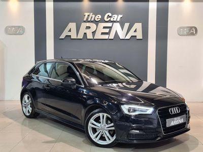 Audi A3 Hatchback 2.0 TDI S line S Tronic 3dr