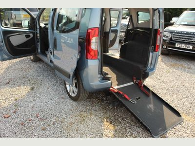 Fiat Qubo MPV 1.3 TD MultiJet 16v MyLife (s/s) 5dr