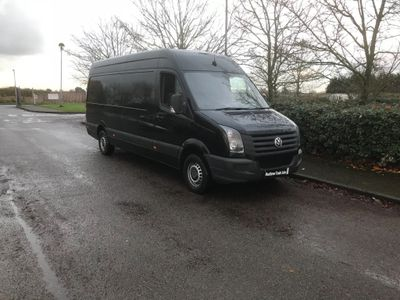 Volkswagen Crafter Panel Van 2.0 TDI CR50 Maxi High Roof Van 4dr (LWB)