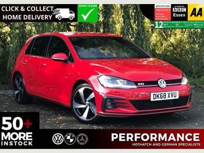 Volkswagen Golf Hatchback 2.0 TSI GTI (s/s) 5dr