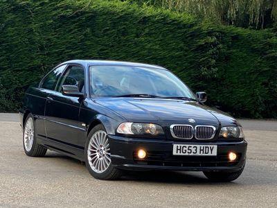 BMW 3 Series Coupe 2.0 318Ci 318 SE 2dr