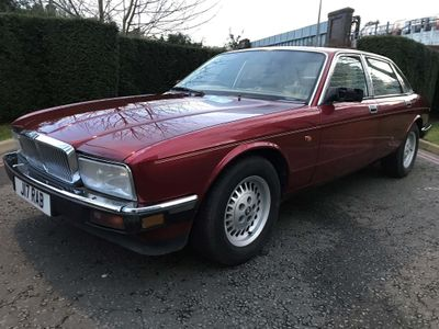 Jaguar XJ Saloon 4.0 XJ40 Sovereign 4dr