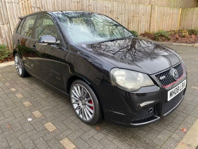 Volkswagen Polo Hatchback 1.8T GTi Cup Edition