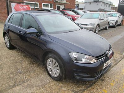 Volkswagen Golf Hatchback 1.4 TSI BlueMotion Tech S (s/s) 5dr
