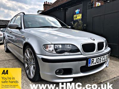 BMW 3 Series Estate 3.0 330d Sport Touring 5dr