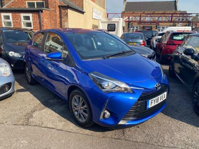 Toyota Yaris Hatchback 1.5 VVT-i Icon 5dr