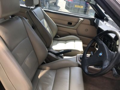 BMW 6 Series Coupe 3.4 635CSi 2dr