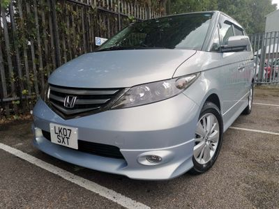 Honda Elysion Unlisted 2.4 AUTOMATIC 8 SEATER