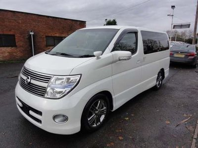 Nissan Elgrand MPV HIGHWAY STAR FRESH IMPORT SERIES 3