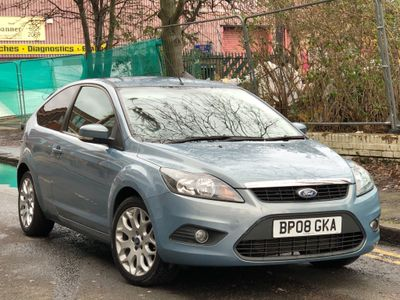 Ford Focus Hatchback 2.0 TDCi Zetec 3dr