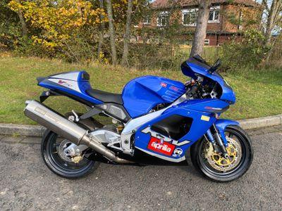 Aprilia RSV1000 Super Sports 1000 Mille