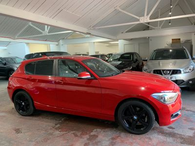 BMW 1 Series Hatchback 1.6 118i Sport Sports Hatch (s/s) 5dr