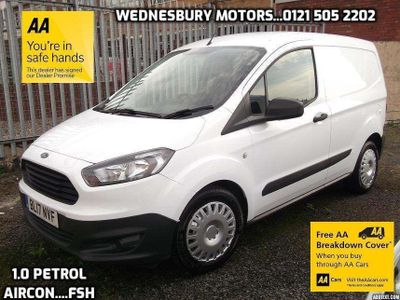 Ford Transit Courier Panel Van 1.0 EcoBoost L1 Euro6, 4Door