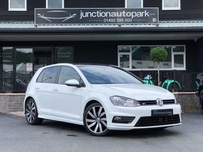 Volkswagen Golf Hatchback 2.0 TDI BlueMotion Tech R-Line Edition (s/s) 5dr